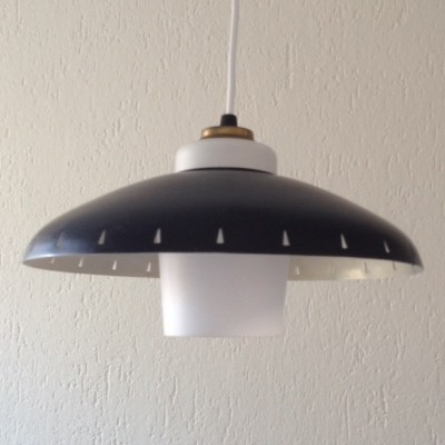 Hanging lamp from the forties by unknown designer for Fog & Mørup