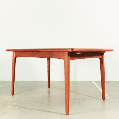 Dining table by Svend Aage Madsen for K. Knudsen & Søn, 1960s