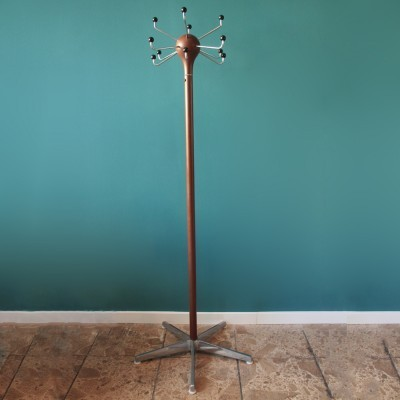 Coat rack from the seventies by unknown designer for Vitra