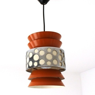 Hanging lamp from the sixties by Carl Thore for Fog & Mørup