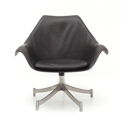 Model 932 lounge chair by Jørgen Lund & Ole Larsen for Bo Ex, 1950s
