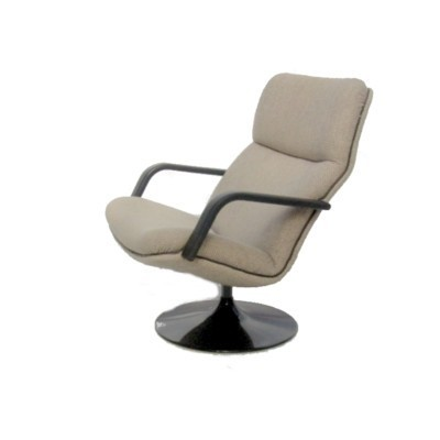 P156 lounge chair from the sixties by Geoffrey Harcourt for Artifort