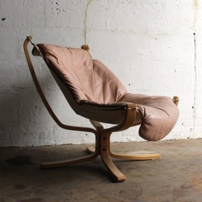 Falcon lounge chair by Sigurd Ressell for Vatne Møbler, 1960s