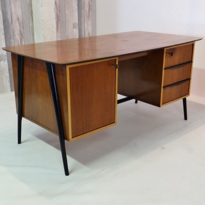 Writing desk from the fifties by Alfred Hendrickx for Belform