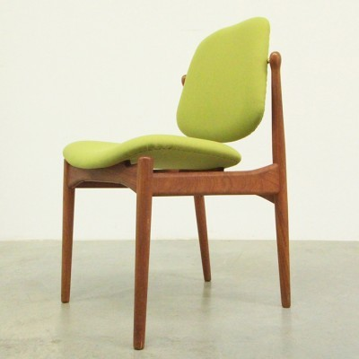 Dinner chair from the sixties by Arne Vodder for France & Daverkosen