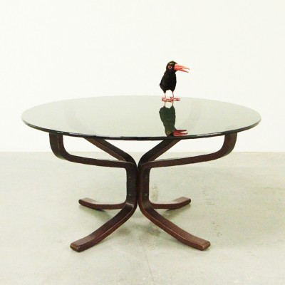 Falcon coffee table from the seventies by Sigurd Ressell for Vatne Møbler