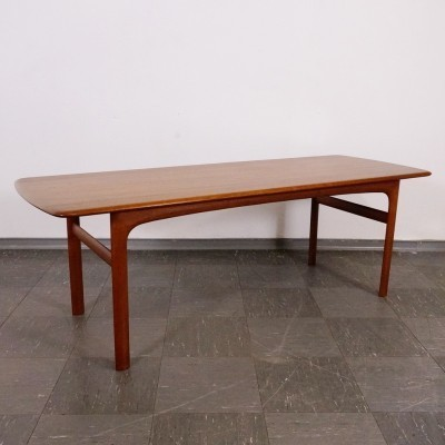 Coffee table by Arne Halvorsen for Rasmus Solberg Cabinetmakers, 1960s