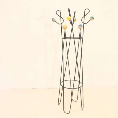 Coat rack by Roger Feraud for unknown producer