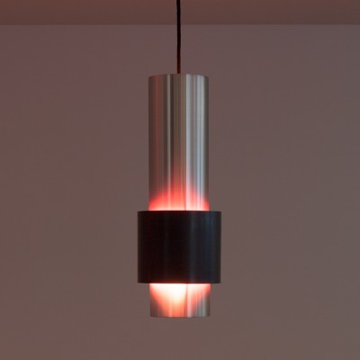 3 Zenith hanging lamps from the sixties by Jo Hammerborg for Fog & Mørup