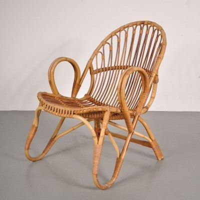 Lounge Chair by Unknown Designer for Gebroeders Jonkers