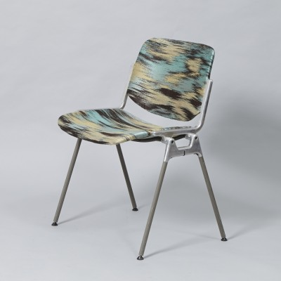 Dinner chair from the seventies by Giancarlo Piretti for Castelli