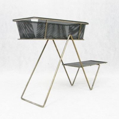 Planter from the fifties by unknown designer for Fasani Milano
