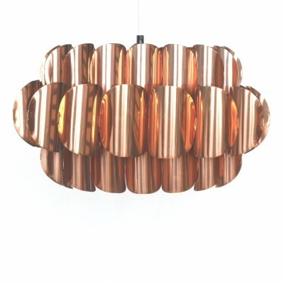 Hanging lamp from the sixties by Torsten Orrling for Hans Agne Jakobsson