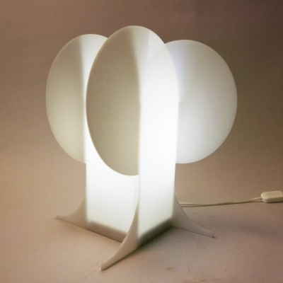 Petalo desk lamp by Philips, 1970s