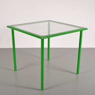 Fly Line Italy dining table, 1970s