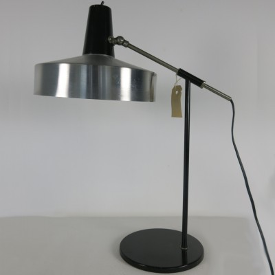 Desk lamp from the sixties by J. Hoogervorst for Anvia Almelo