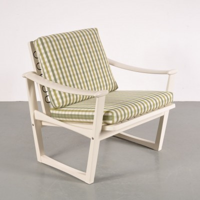 Model 65 lounge chair by M. Nissen, 1960s