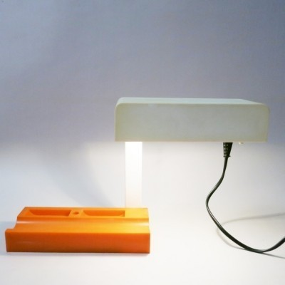 Folding Light desk lamp by Giotto Stoppino for Candle, 1970s