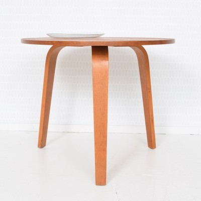 Birch Series side table from the fifties by Cees Braakman for Pastoe