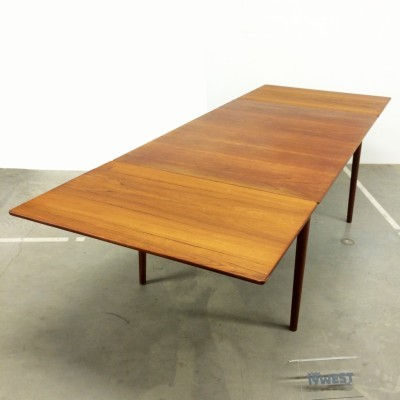 Ultra dining table by Nils Jonsson for Troeds, 1960s