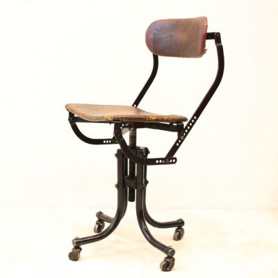 Task Chair office chair from the thirties by unknown designer for unknown producer