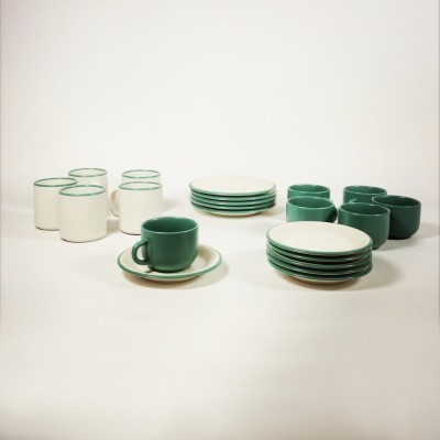 Vintage Breakfast Set, 1970s