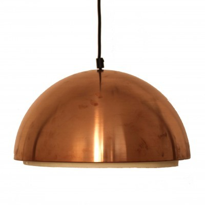 2 Louisiana hanging lamps from the sixties by Vilhelm Wohlert & Jørgen Bo for Louis Poulsen