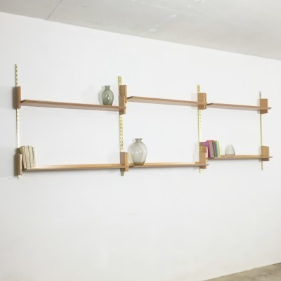 Wall unit from the fifties by Helmut Magg for WK Wohnen
