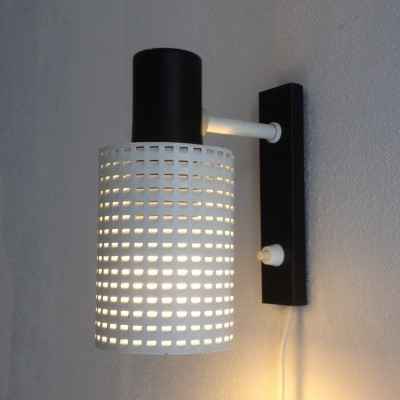 Wall lamp from the sixties by H. Busquet for Hala Zeist