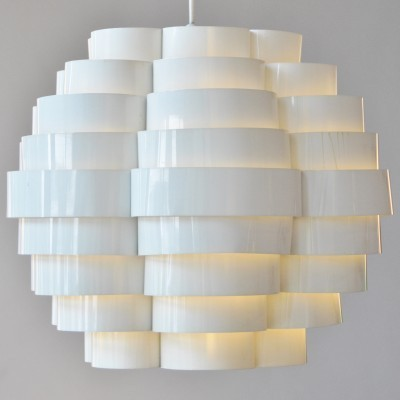Tornado 1770 hanging lamp by Elio Martinelli for Martinelli Luce, 1960s