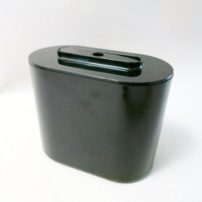 Ice Bucket from the seventies by Giotto Stoppino for Kartell