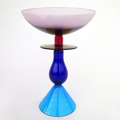 Vase by Simone Cenedese for Murano, 1960s