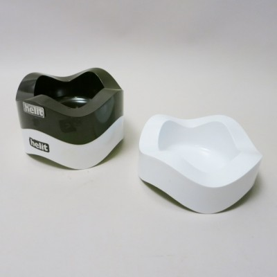 Sinus Ashtray by Walter Zeischegg for Helit