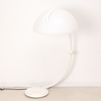 Serpente 2131 floor lamp by Elio Martinelli for Martinelli Luce, 1960s