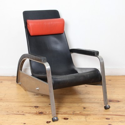 Grand Repos lounge chair by Jean Prouvé for Tecta, 1930s