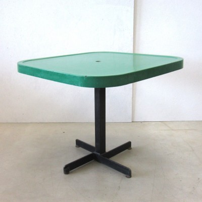 Coffee table from the fifties by Charlotte Perriand for unknown producer