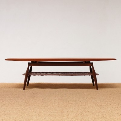 Sanders Meubelfabriek coffee table, 1960s