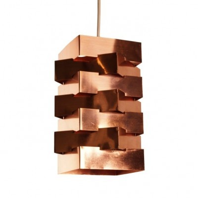 Hanging lamp from the fifties by J. Hoogervorst for Anvia Almelo