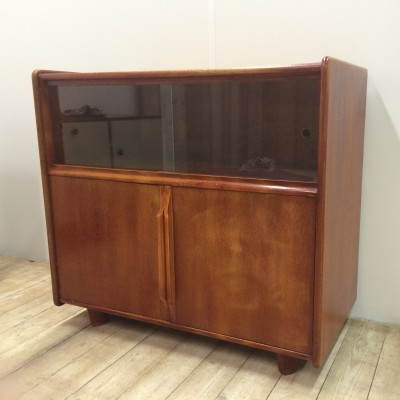 Eikenserie cabinet from the fifties by Cees Braakman for Pastoe