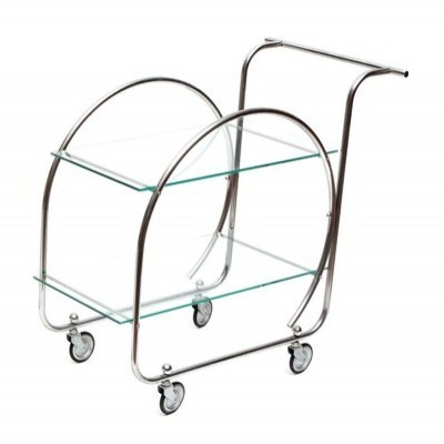 Fana Metal serving trolley, 1930s