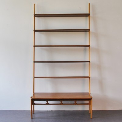 Nr. 85 wall unit by William Watting for A. Mikael Laursen, 1950s