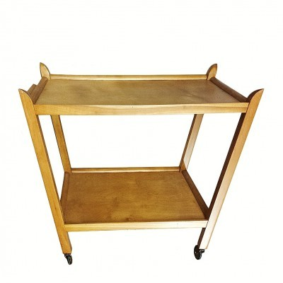 Serving trolley by unknown designer for unknown producer