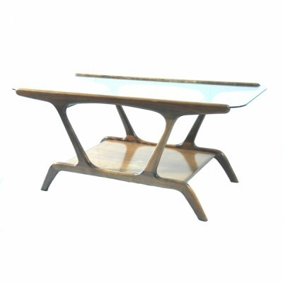 Coffee table from the fifties by Cesare Lacca for Cassina
