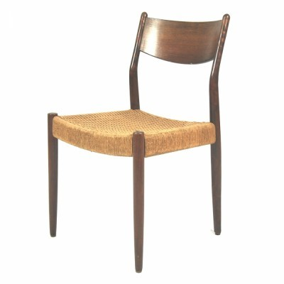 Set of 6 Fristho dinner chairs, 1960s