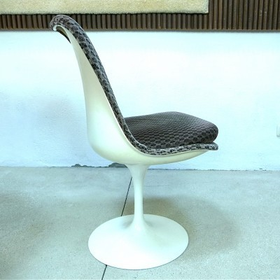 Tulip dinner chair from the fifties by Eero Saarinen for Knoll International