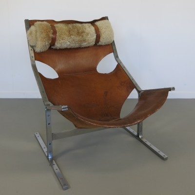 F444 lounge chair by Pierre Paulin for AP Originals, 1950s