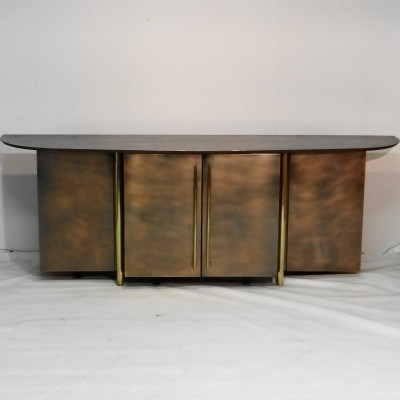 Sideboard from the seventies by unknown designer for Belgo Chrom