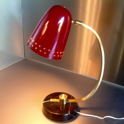 Desk lamp from the forties by unknown designer for Stilnovo