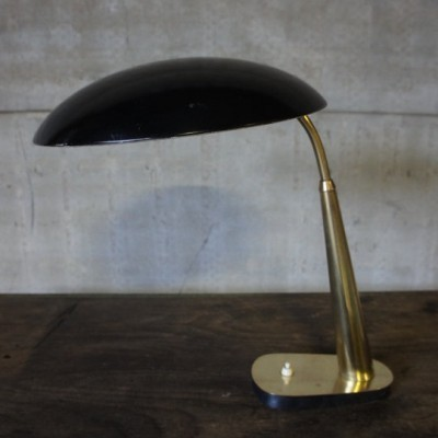 Desk lamp by Christian Dell for Kaiser Leuchten, 1960s