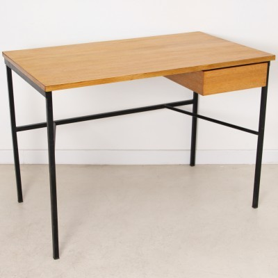CM174 writing desk by Pierre Paulin for Thonet, 1950s